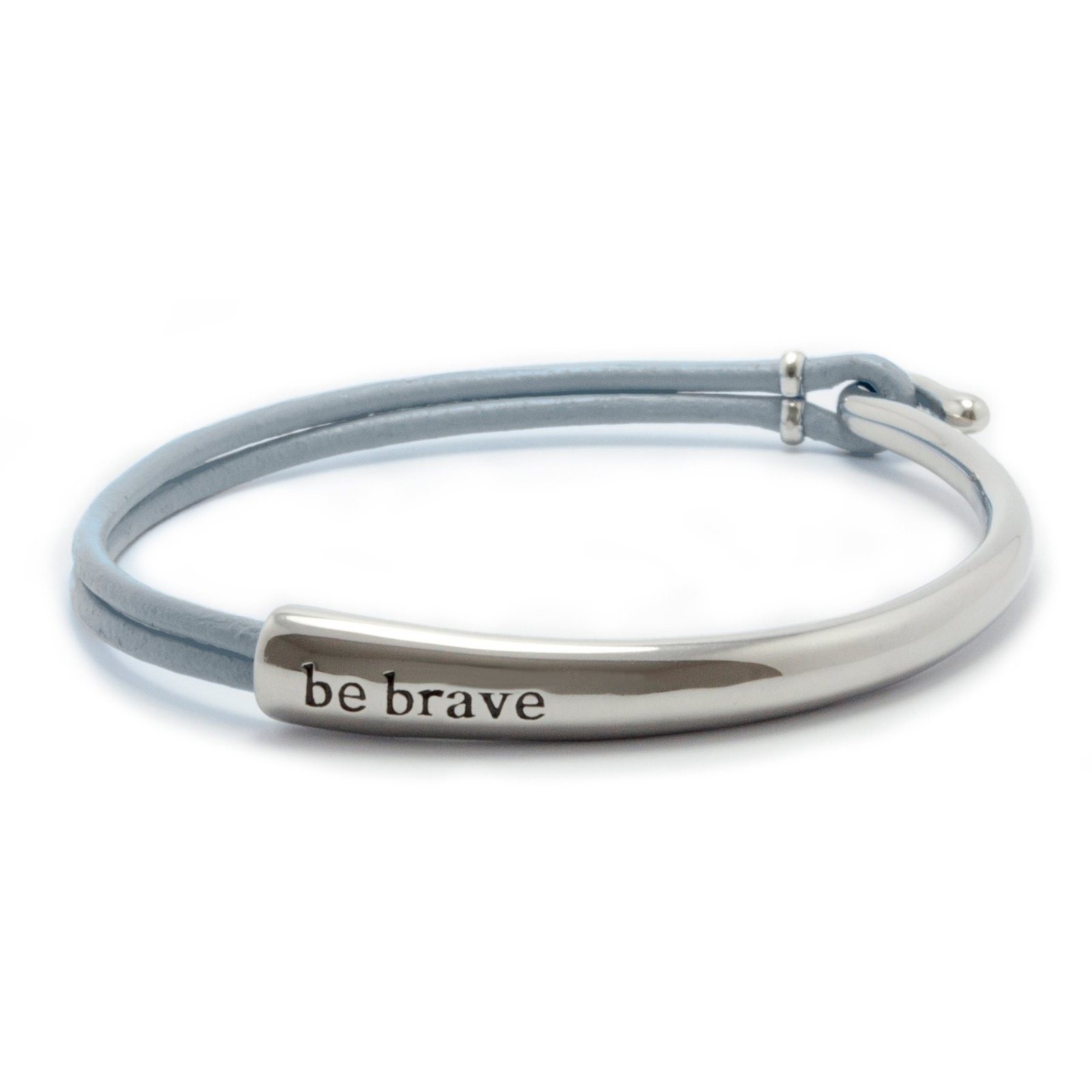 Or by Shopping the beautiful products at Bravelets    https://www.bravelets.com/collections/BeBraveForBE