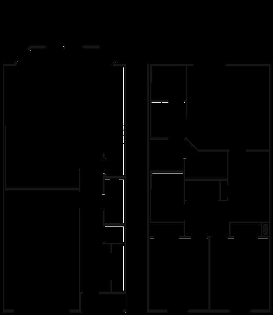 The Brook Floorplan
