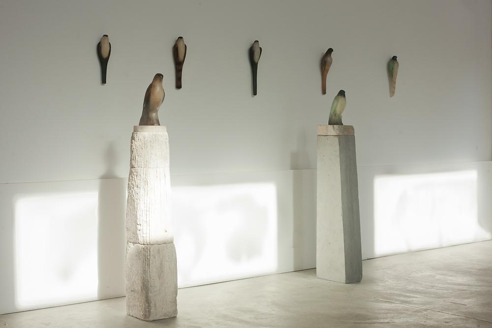 Studio Installation, 2012