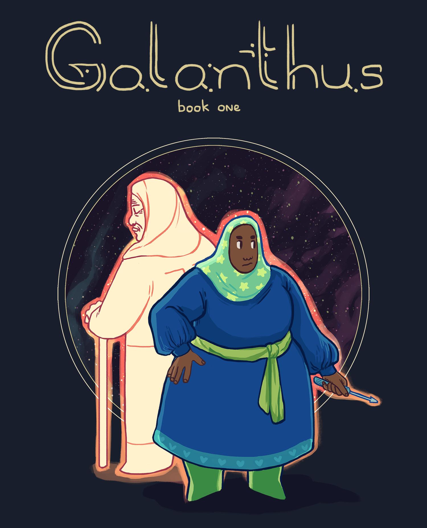 REVIEW:  Galanthus  by Ashanti Fortson  via POMEgranate Magazine
