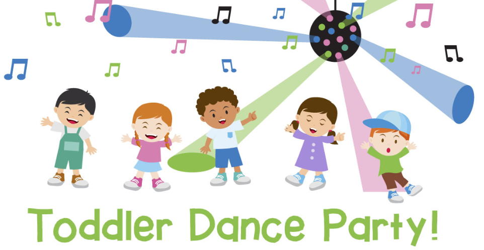 Toddler Dance Party The Jungle