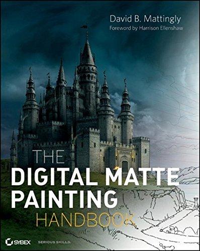 https://www.amazon.com/Digital-Matte-Painting-Handbook/dp/0470922427/
