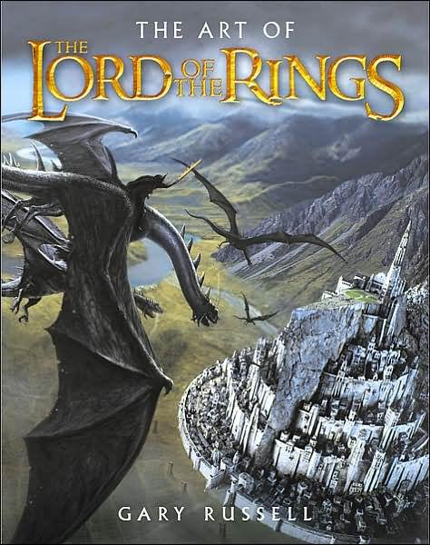 https://www.amazon.com/Art-Lord-Rings-Gary-Russell/dp/0618510834