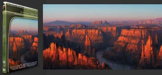 Introduction to Landscape Matte Painting