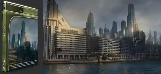 Introduction to Cityscape Matte Painting