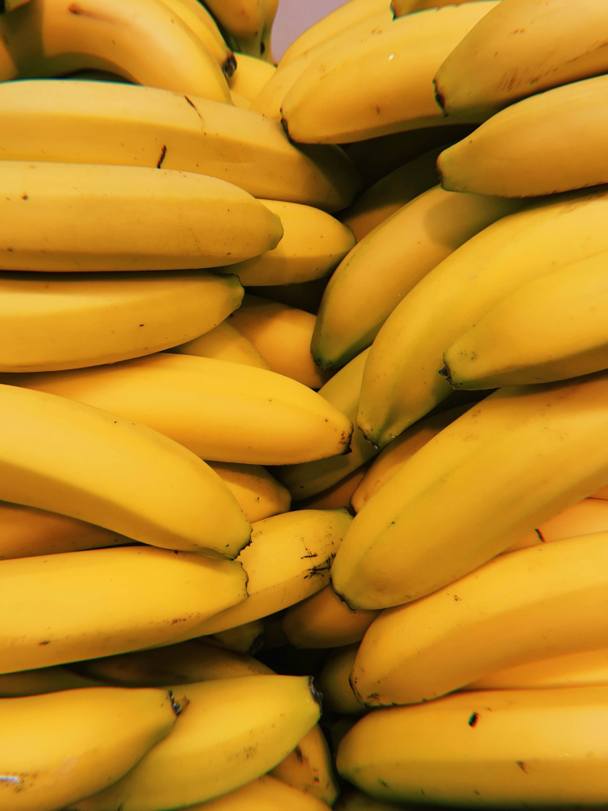 Bananas have anywhere from 300-500 milligrams (mg) of potassium! That can be a quarter of a day's potassium for some people needing to severely limit.