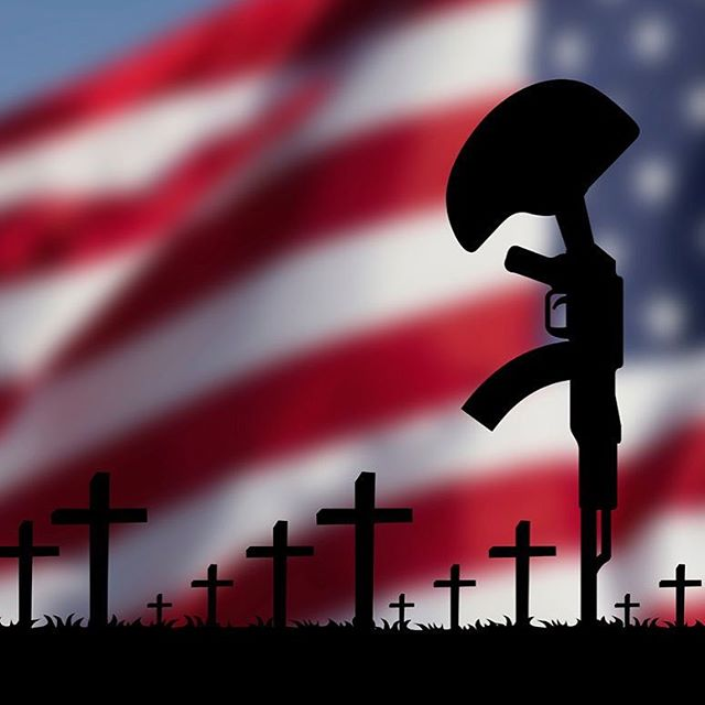 """This Memorial Day weekend, we #honor those who gave the ultimate #sacrifice for our #freedom. George S. Patton - """"It is foolish and wrong to mourn the men who died. Rather, we should thank God such men lived."""" #memorialday #thankyou"""