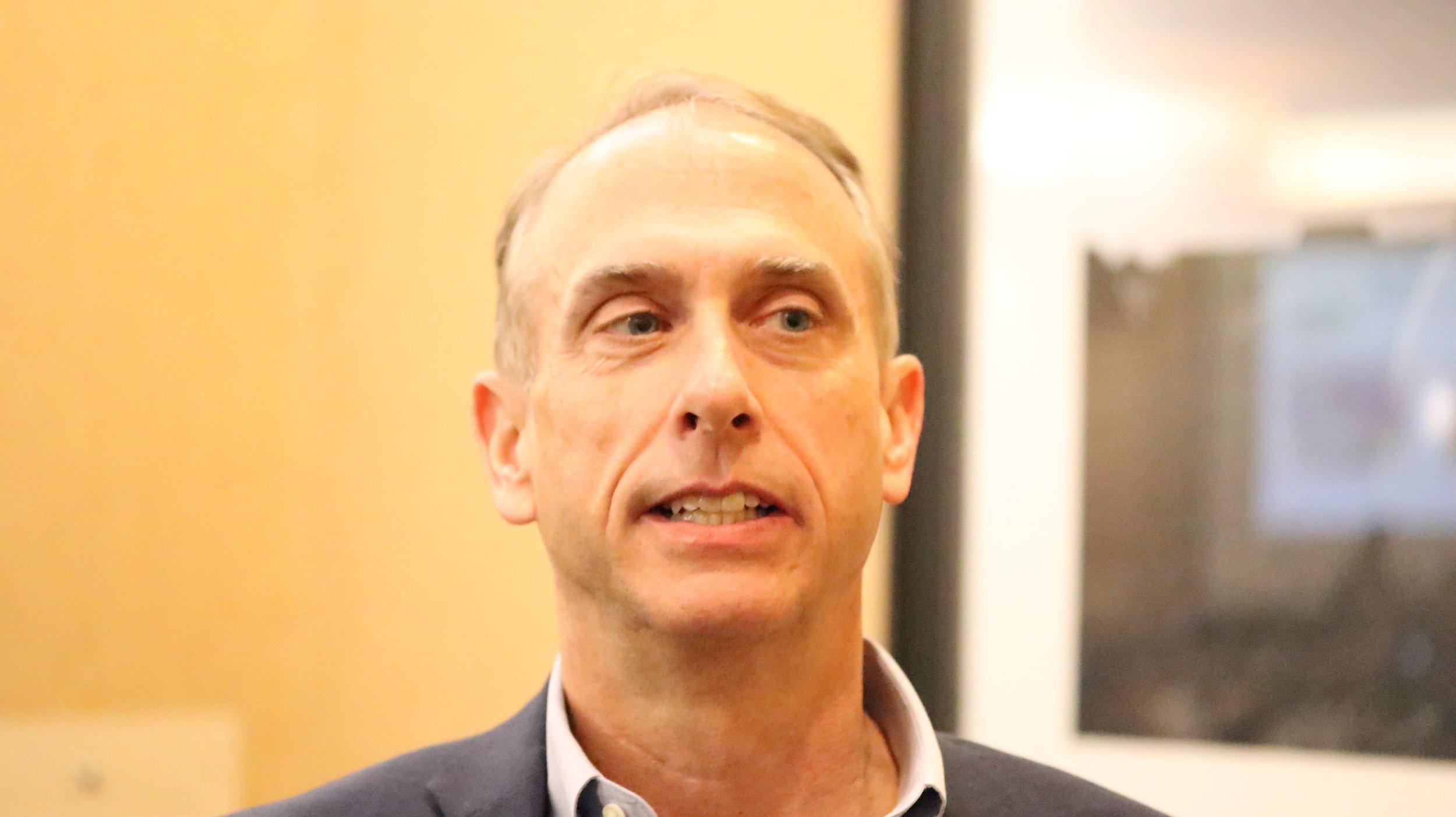 Dr. Brett Carver, Oklahoma State University