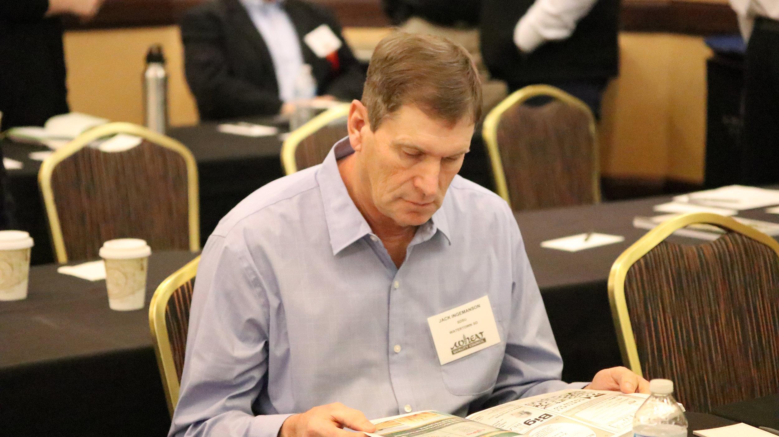 Jack Ingemanson, SDSU