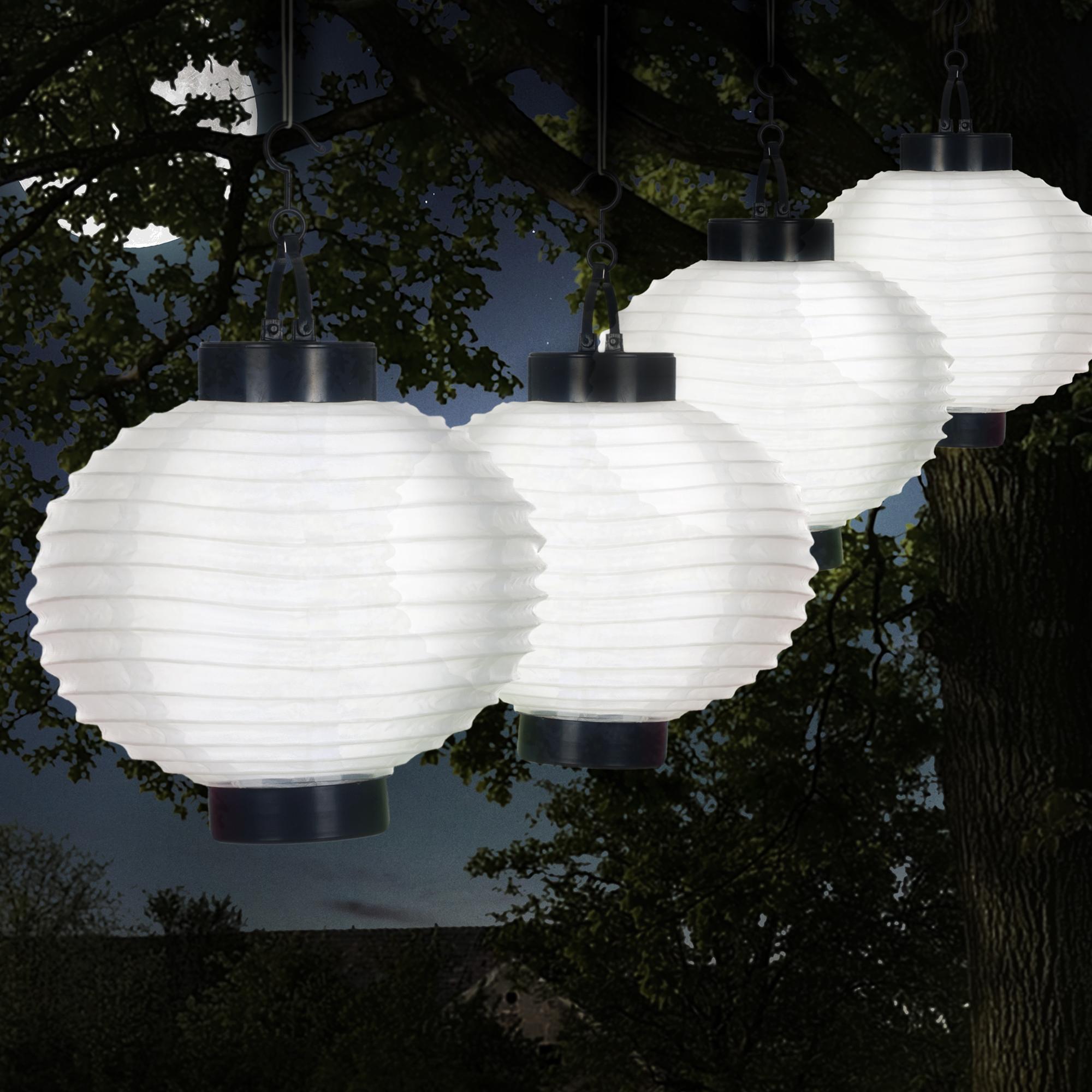 Solar Chinese Lanterns
