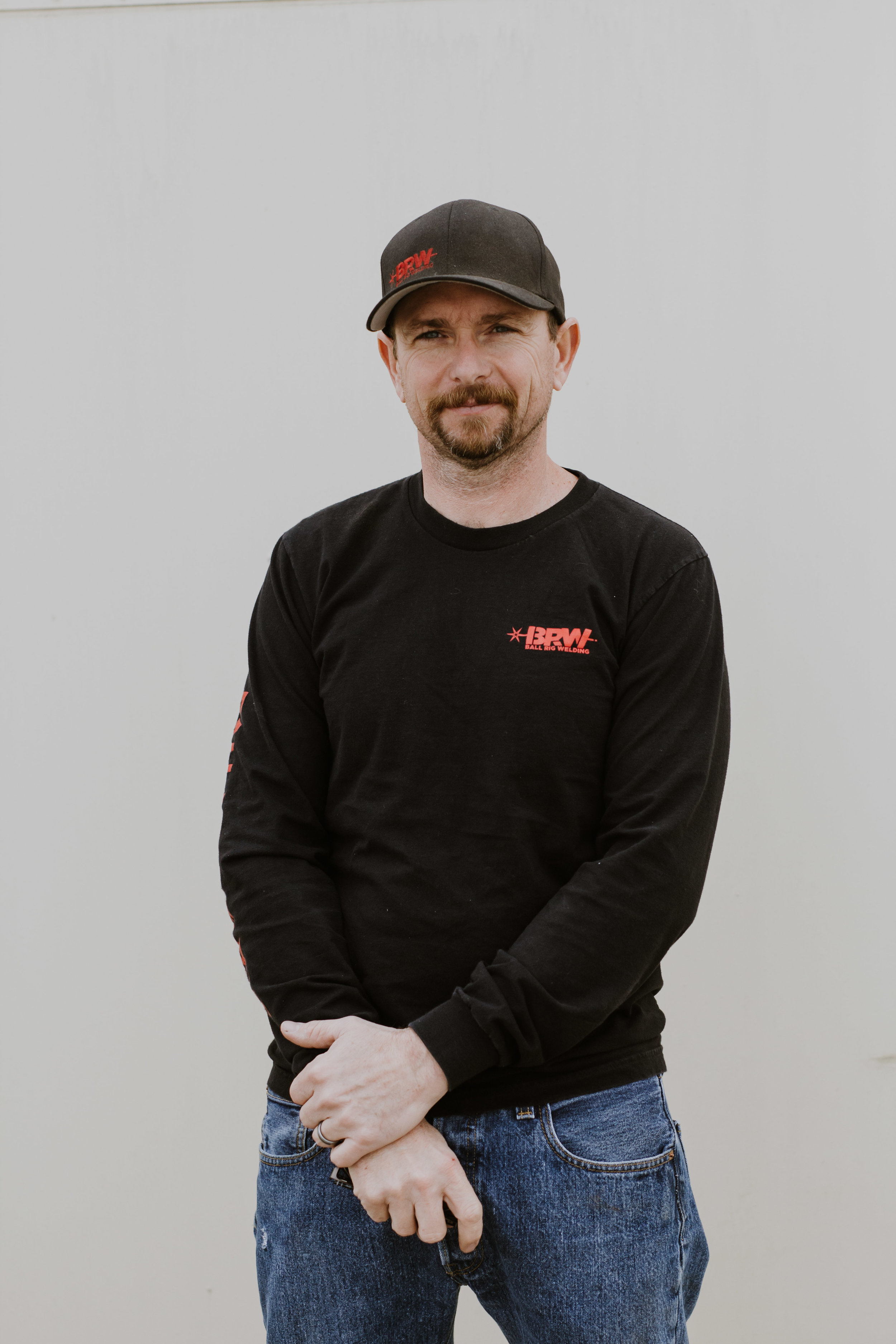 STEVEN - Steven Brooks came on board with the BRW team in 2013. Steven is a well-respected onsite supervisor. He ensures that our clients are well informed of the progress of the project while managing all the employees needs. His attention to detail makes him the perfect onsite safety coordinator. When not on site he spends his time working in the shop preparing for the next project.