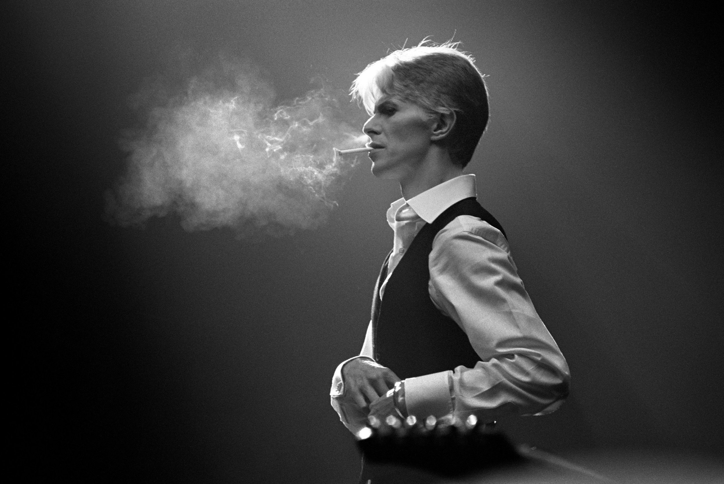 - David Bowie revolutionized the entertainment world, from music to movies to fashion. His run as