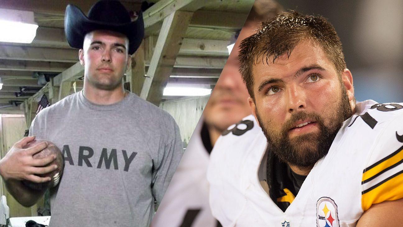 Alejandro Villanueva – Pittsburgh Steelers