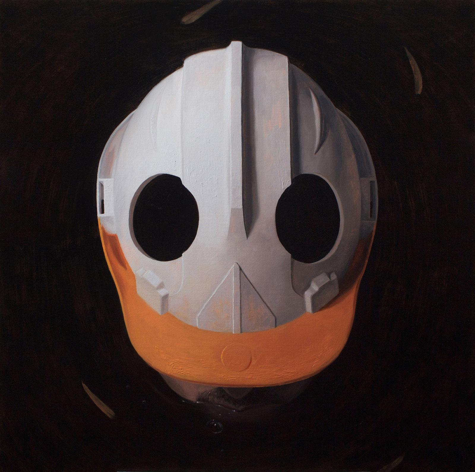 Unfinished #12, Mask