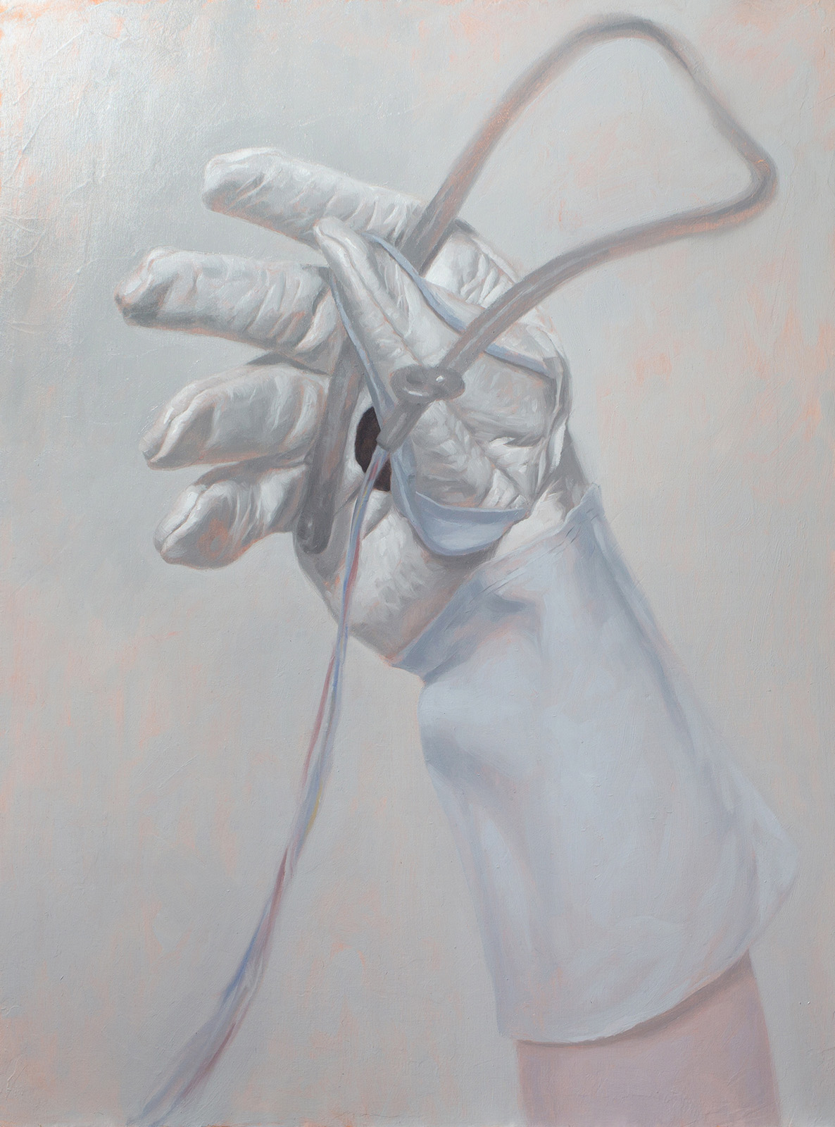 Unfinished #17, Stigmata
