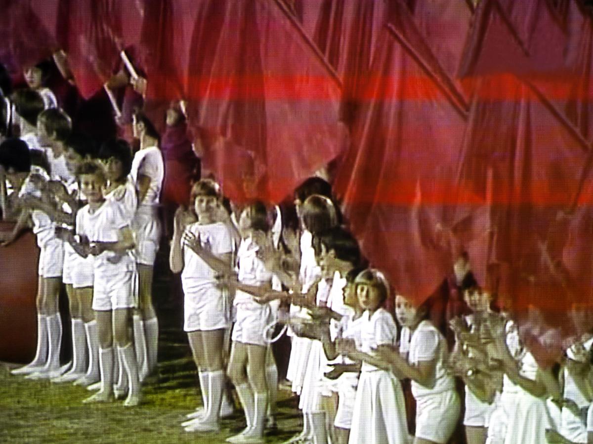 Video Still, May 25, 1979, Television Belgrade, 2015