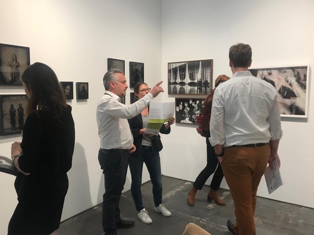 April 4-7, 2019 - AIPAD Photography Show, New York