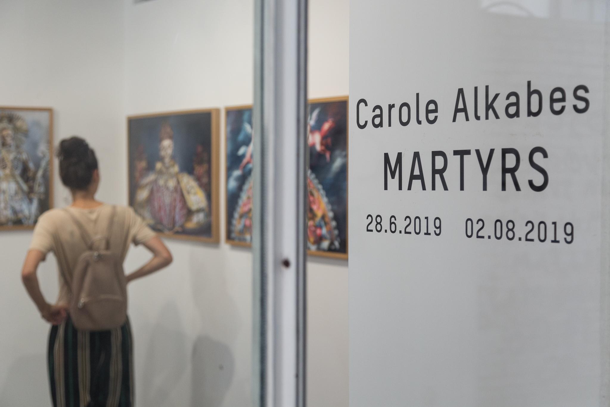 28.06.2019 - Carole Alkabes Martyrs