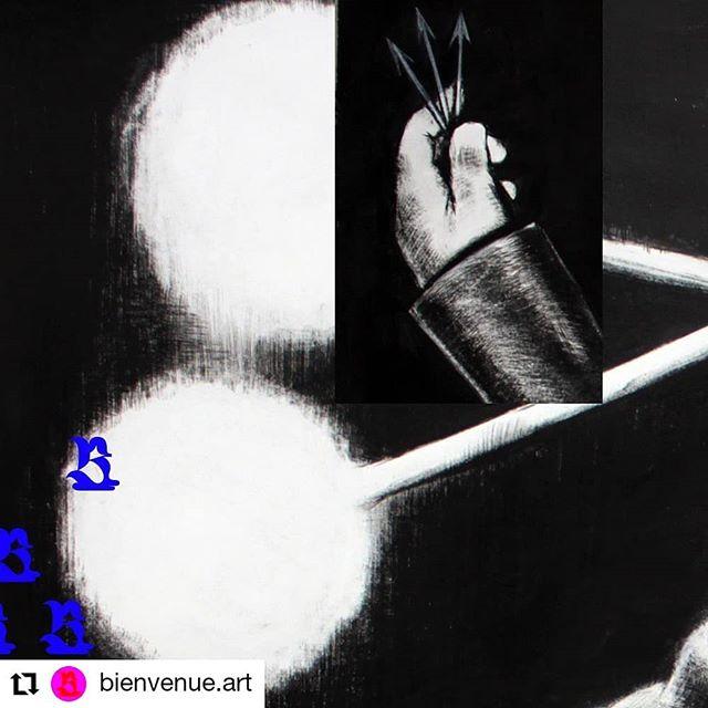Looking forward to @bienvenue.art next October in Paris. For this second edition, @draganbibin and @mihael.milunovic will be represented . . . #draganbibin #mihaelmilunovic #paris #citeinternationaledesarts #artfair #serbianart  #serbianartist #belgrade #belgradegallery #autumninparis #bienvenueartfair