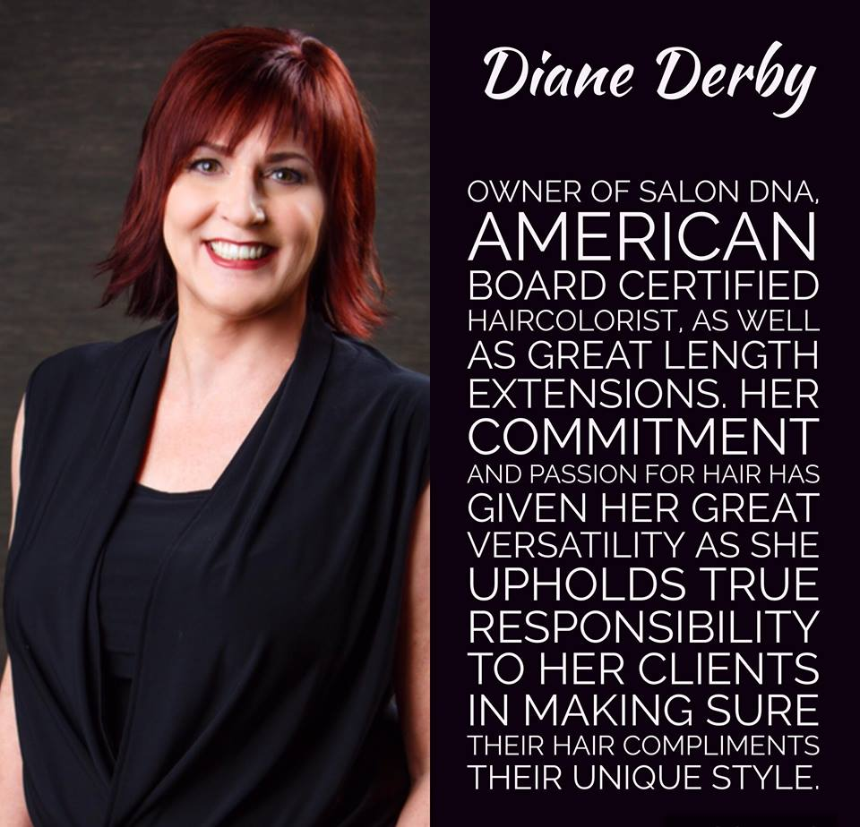Contact Diane DIrectly: 239.848.6495