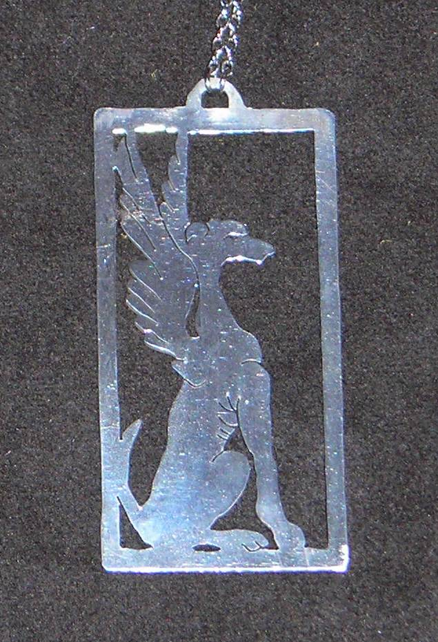House of Grey Medallion