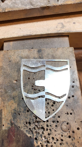 Upper Shield cut out