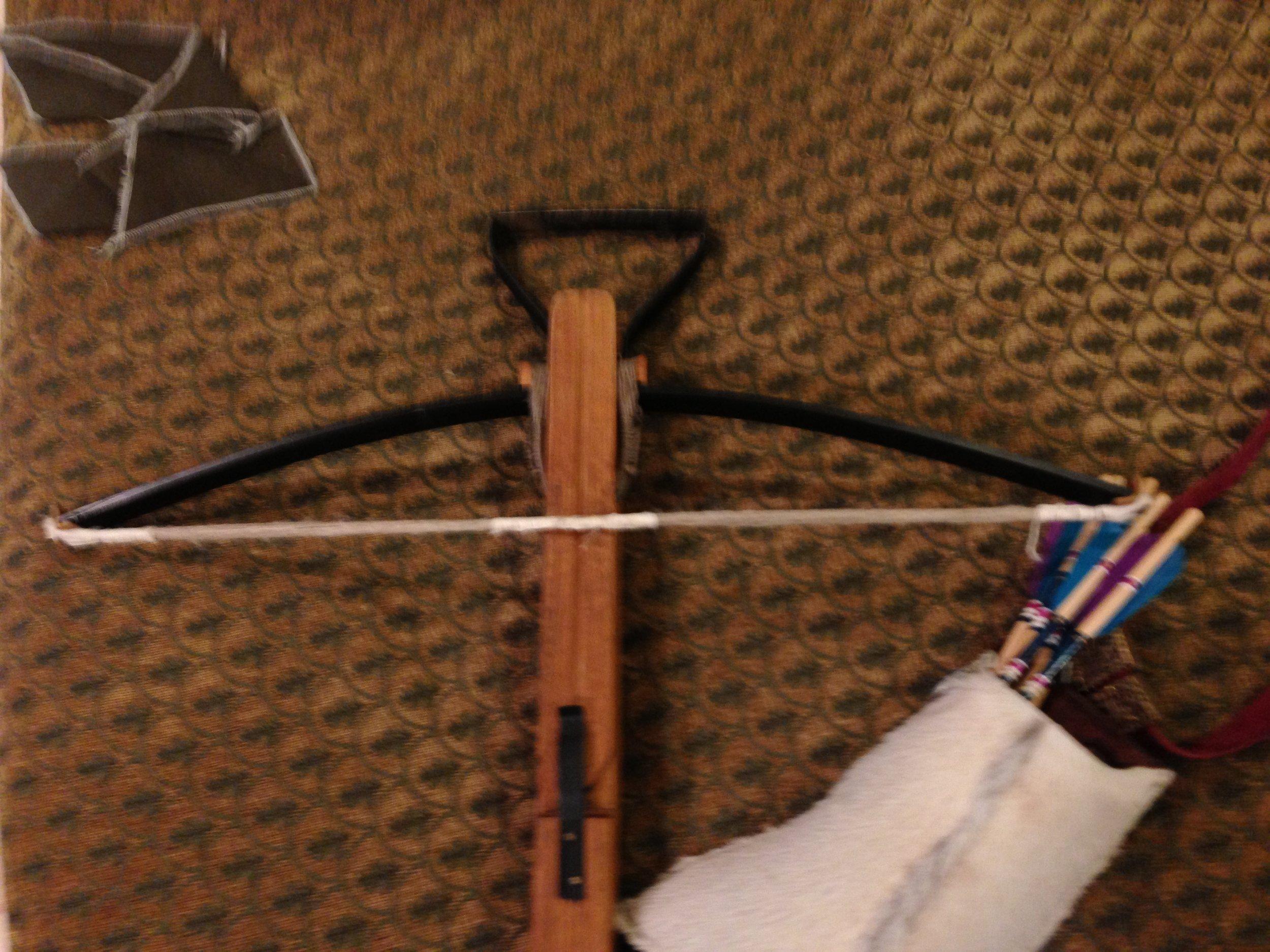 Linen Crossbow String