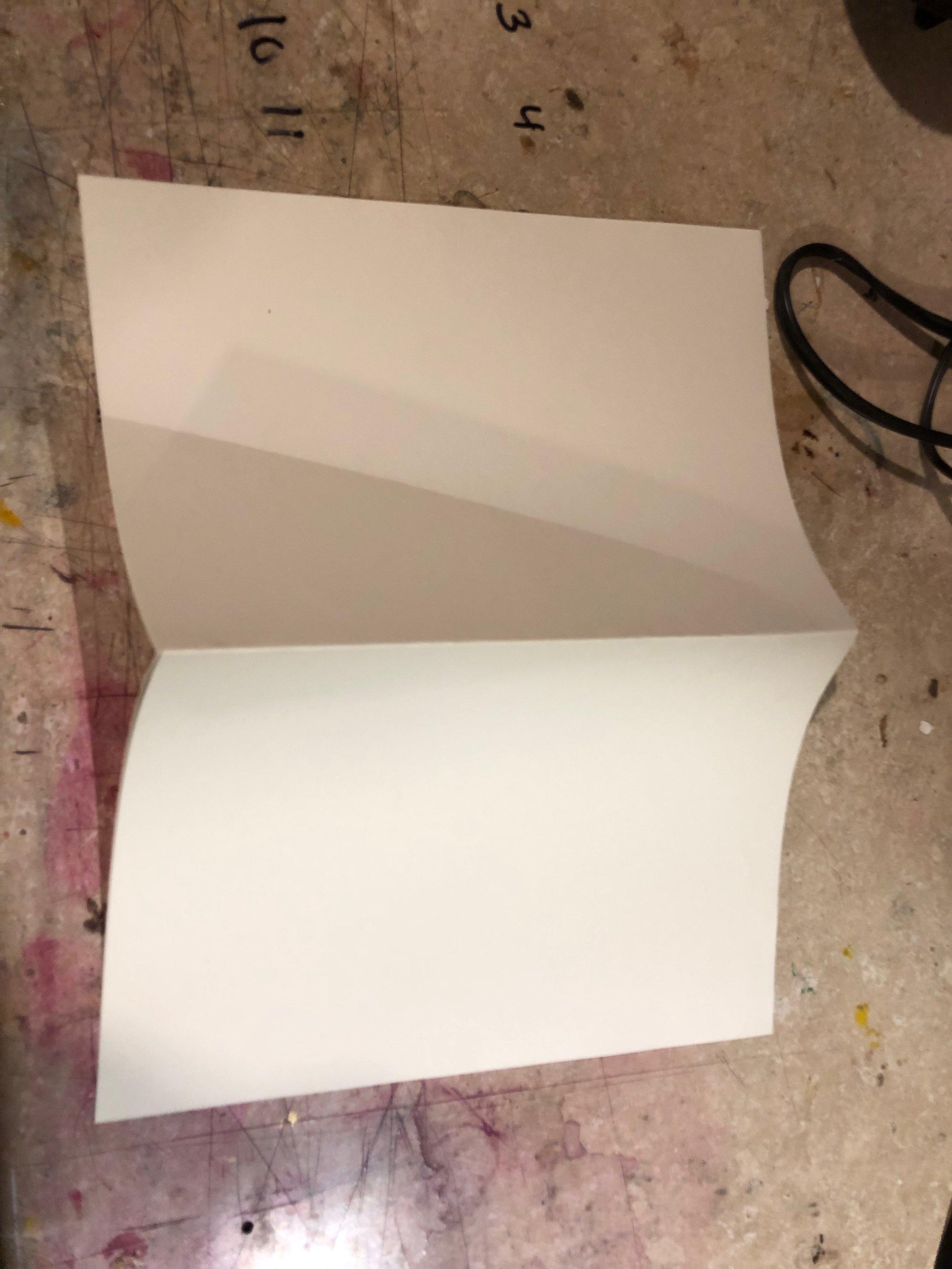Preparing each page