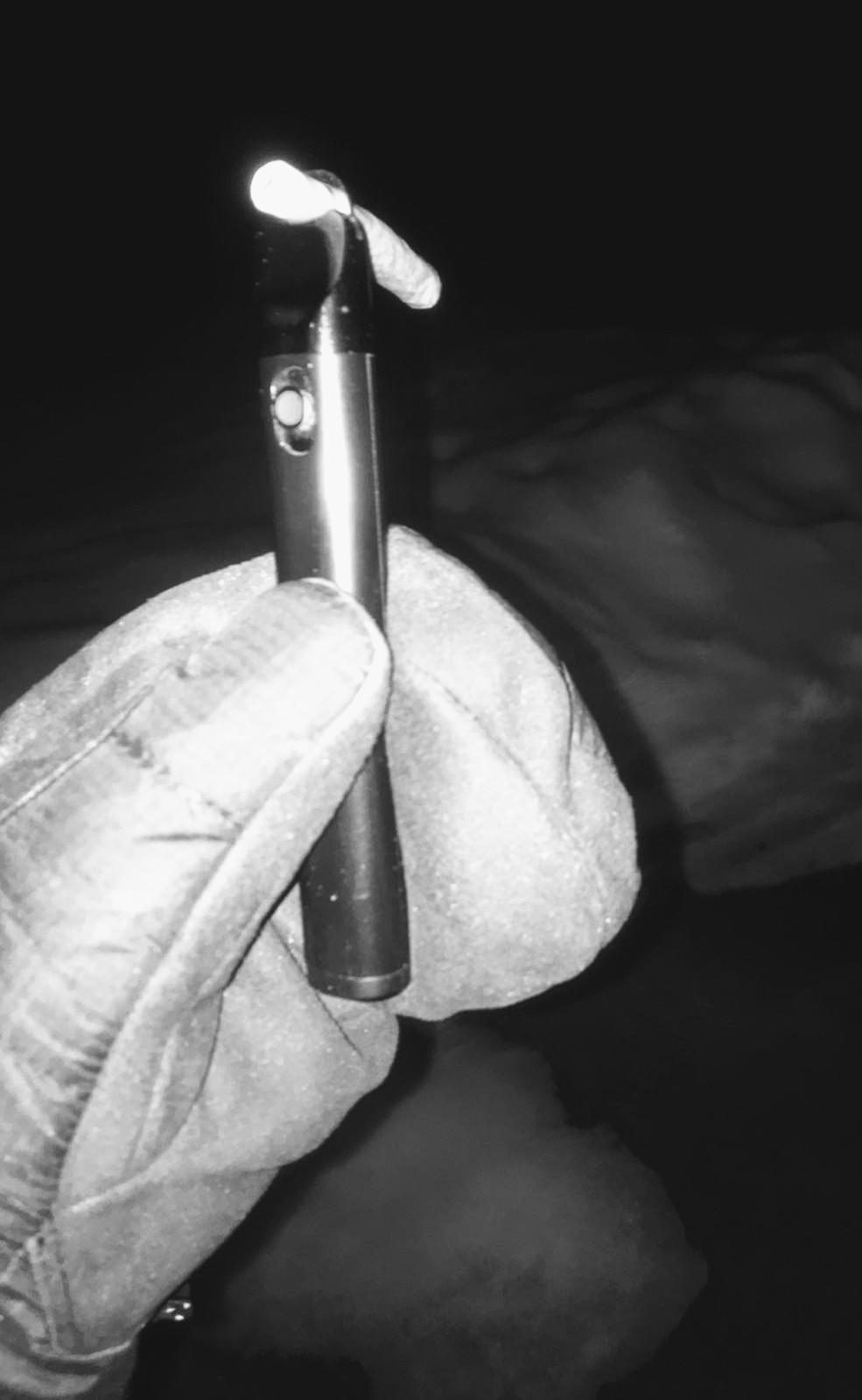 NEW smoke holder w//storage! Leftys Brand roach clip