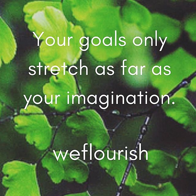 #tuesdaymotivation #workgoals #weflourish
