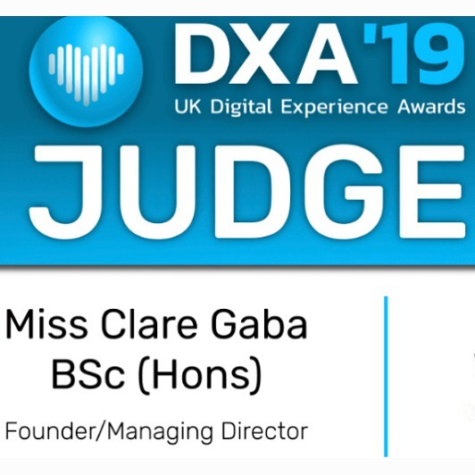 Thrilled to announce that our Founder has been selected to judge at the #digitalexperience awards again this year! She is currently busy marking the written entries for their 'Digital Marketing Campaign' category! 💫 #judge #weflourish