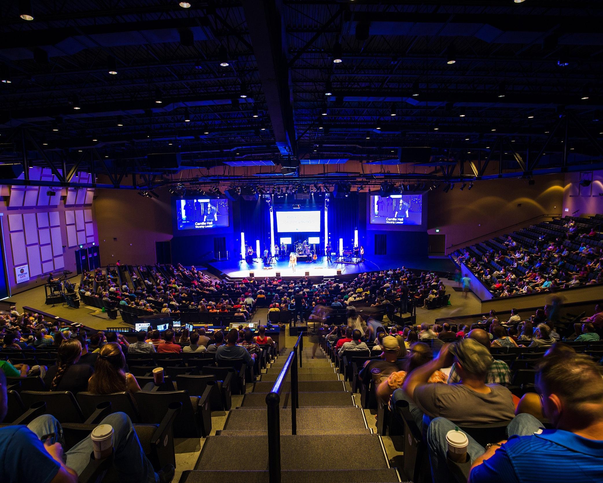 Gateway Church Austin, TX McNeil Campus