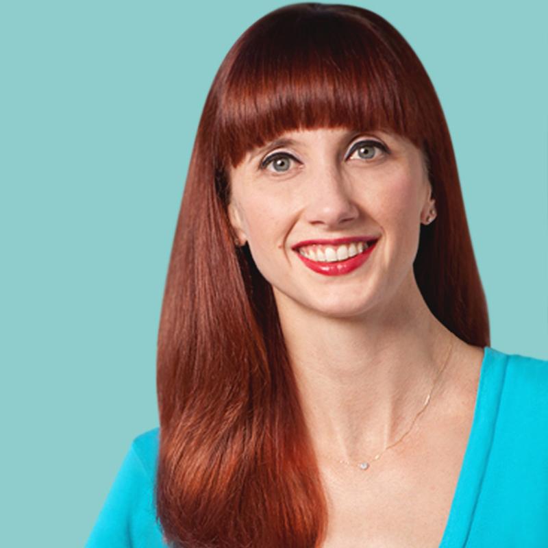 Caroline Garry - Information Designer