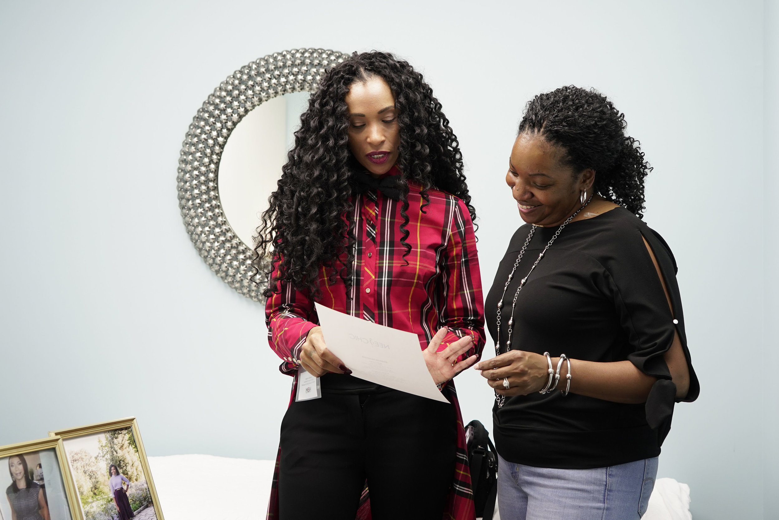 Tailored to your style and needs…. - Whether you're looking to improve your professional or personal image, I always keep 'you', the client, foremost. I want you to feel beautiful, empowered, and confident in your clothing.