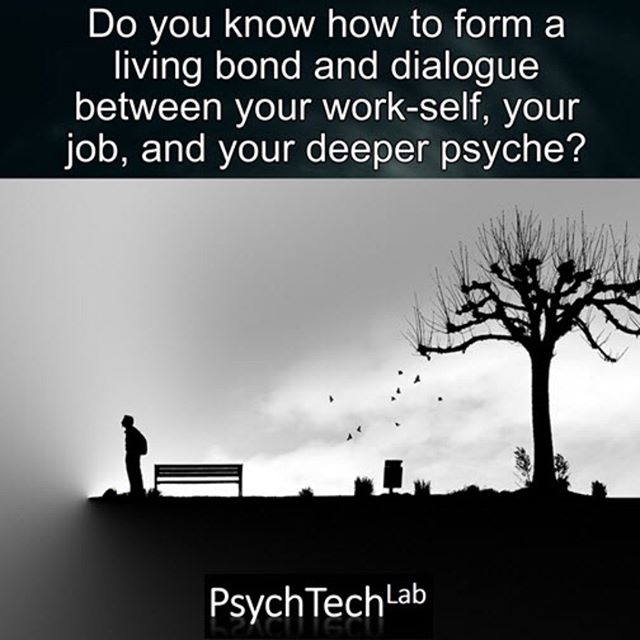 #psychtechlab #psychtech #organizationalunconscious #organizationalpsyche #organizationalpsychology #organizationalbehavior #workplacepathology #workplacewellness #jobsatisfaction #knowyourself #yourpsyche #jobhappiness #workplacehappiness #truetoself