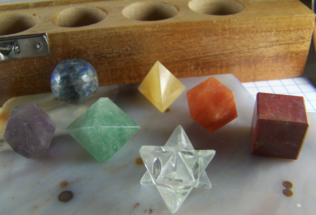 Chakra Meditation Box  available in our store.