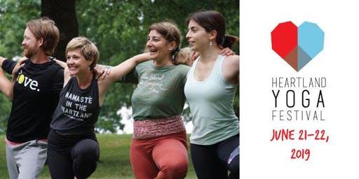 Second Annual Heartland Yoga Festival