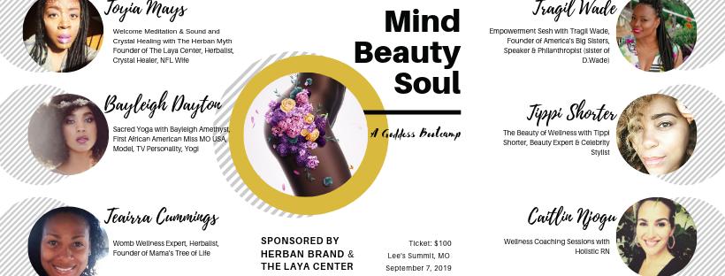 Mind Beauty Soul, A Goddess Bootcamp Kansas City, MO