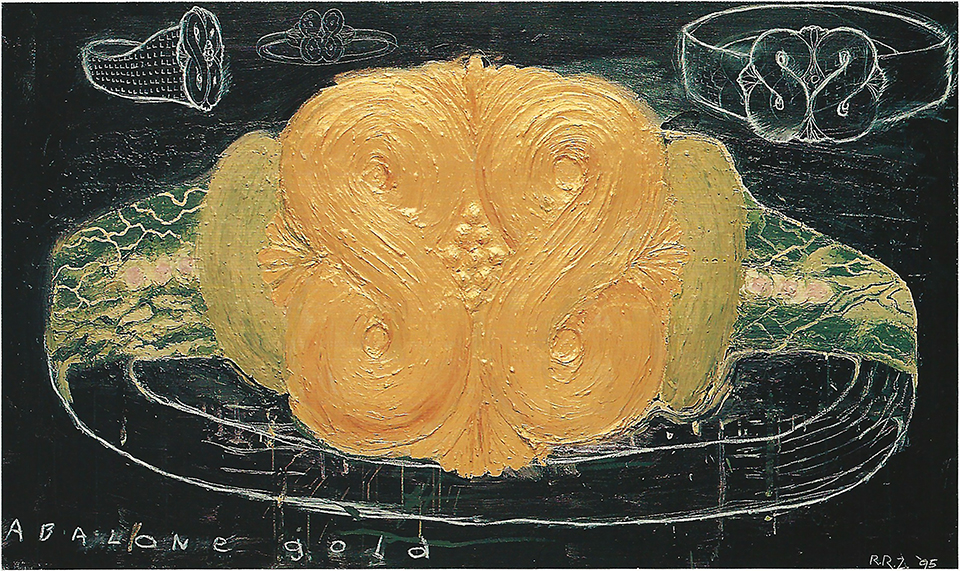 Abalone Gold (The Curio Series), 1995