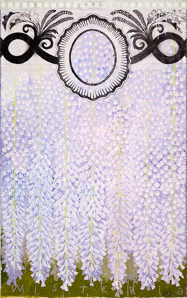 Hanging Gardens Series (Wisteria I), 2011-12