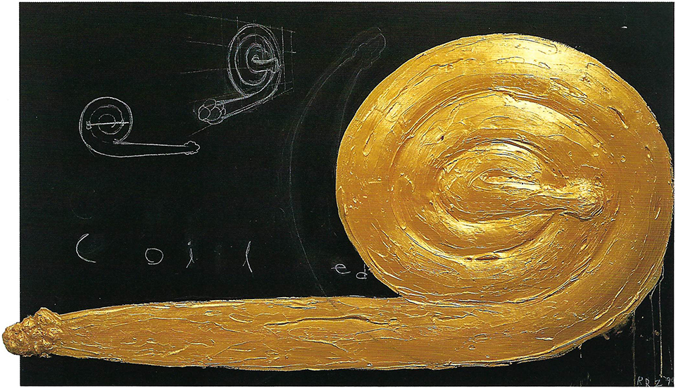 Coiled (The Curio Series), 1999