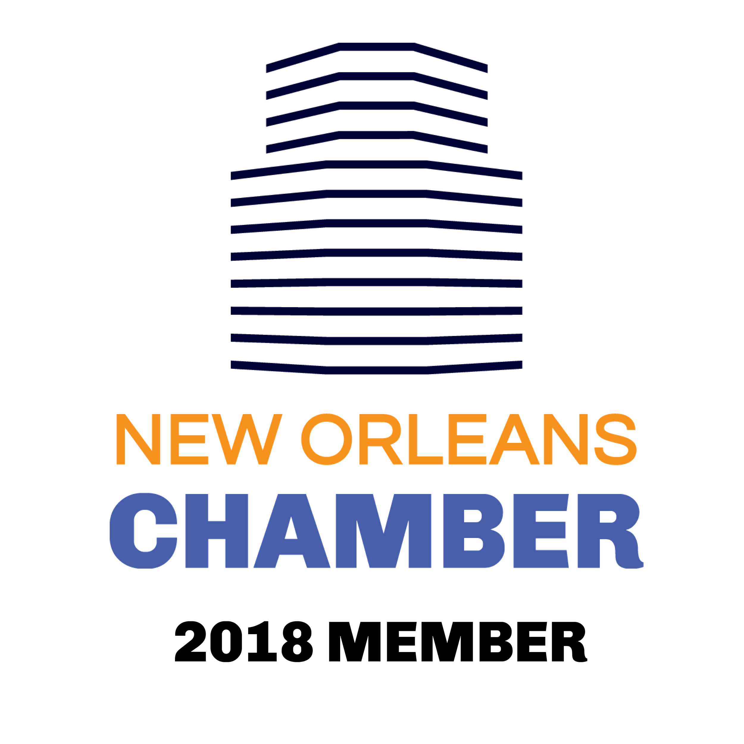New Orleans Chamber of Commerce 2018 Member