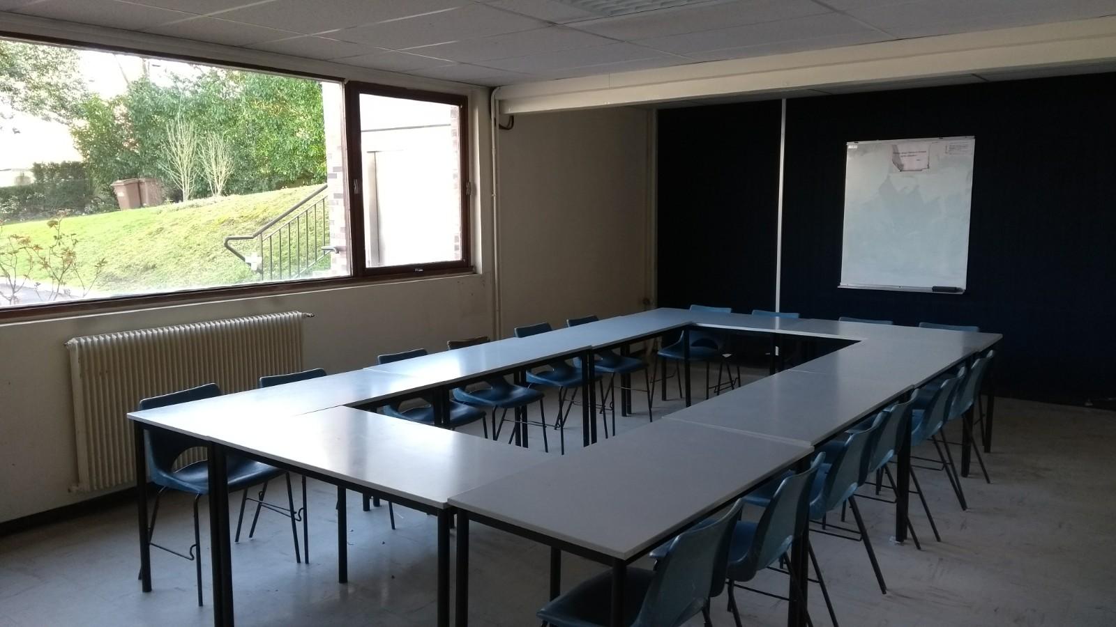Salle Bleue - 19 places