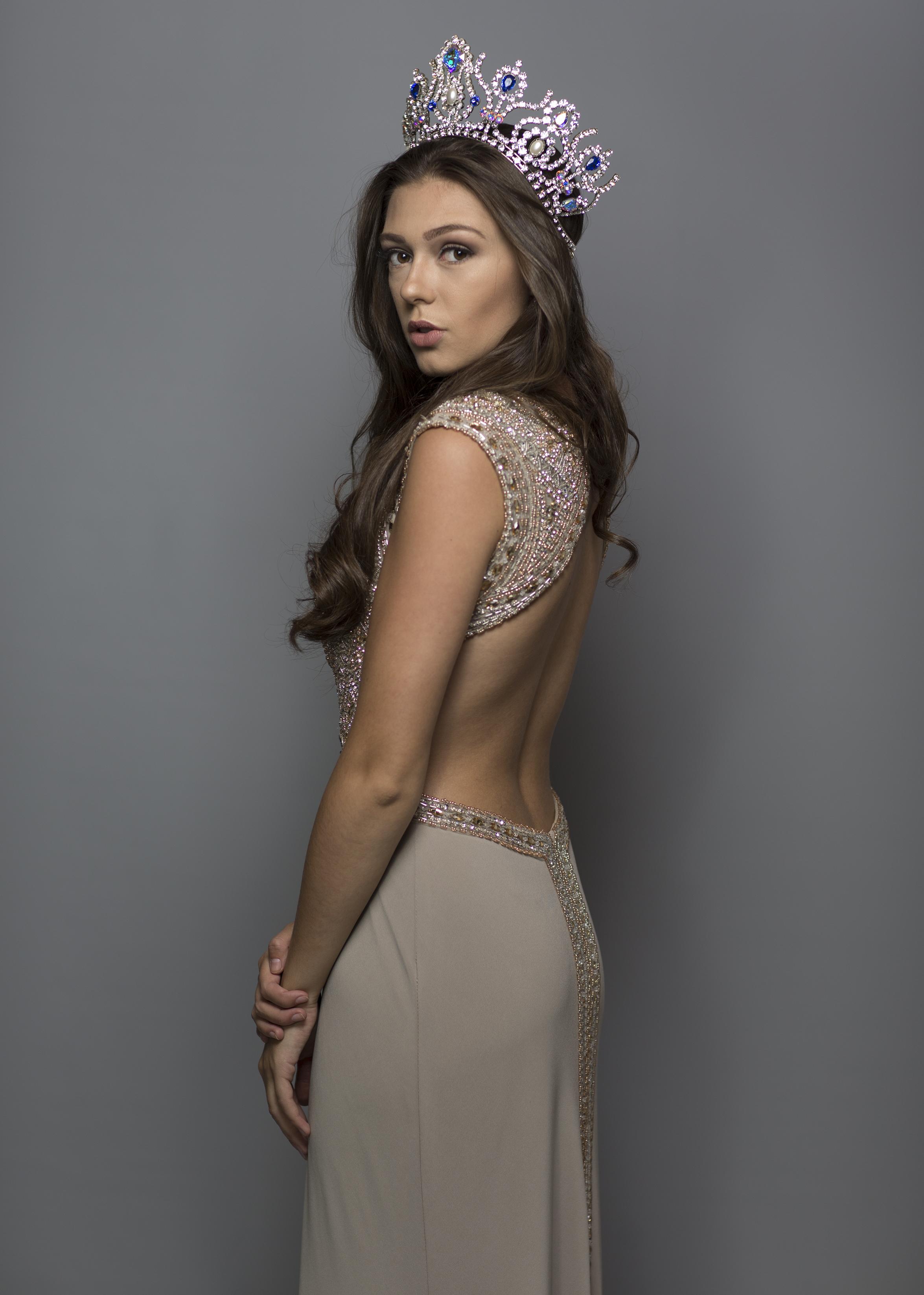 Mattea Henderson- Miss Intercontinental Canada