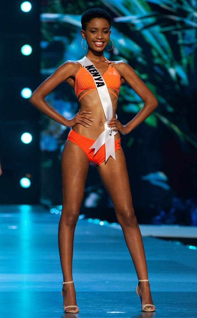 MISS UNIVERSE 2018 SWIMSUIT COMPETITION