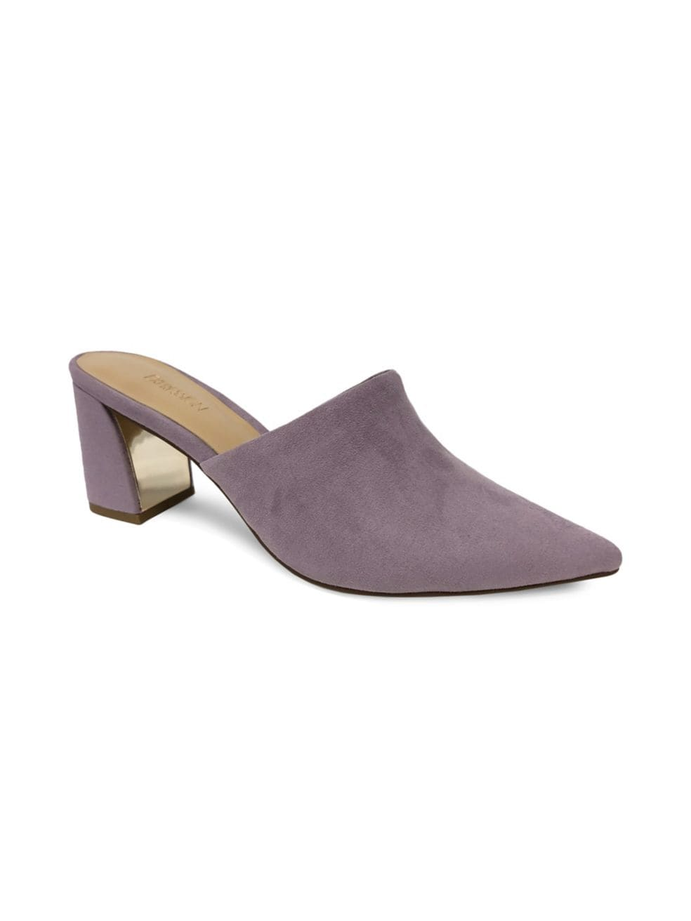 EXPRESSION. Thea Rose Dress Mules.