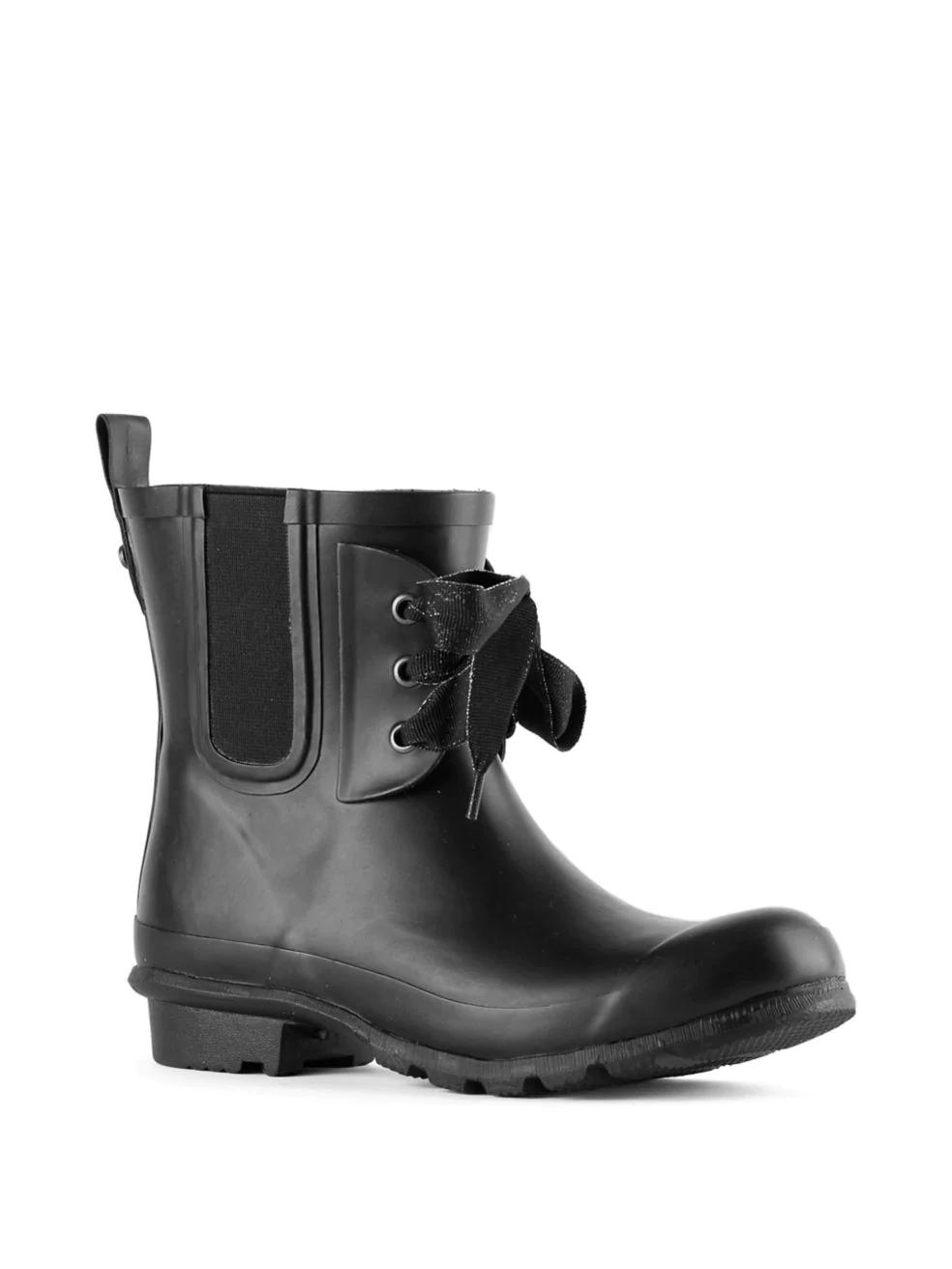 LONDON FOG. Haley II Waterproof Rubber Boots
