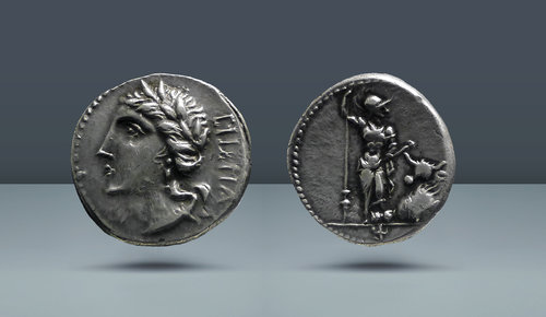 Roma Sosyal Savaşı.  Bovianum (?), MÖ 89