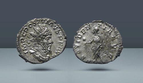 Postumus.  259-268 AD.  Lugdunum