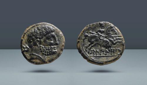 İSPANYA, Belikio.  c.  MÖ 120-20